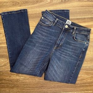 BDG URBAN OUTFITTERS High Rise Fade Denim Jeans 26